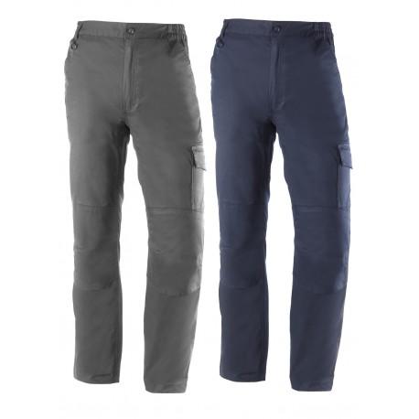 Juba| Pantalon Elastico 141 Azul Marino / 151 Gris