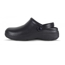 Zueco Clogs Workteam Negro P2006
