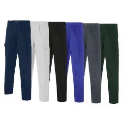 pantalon multibolsillos seana multibolsillos
