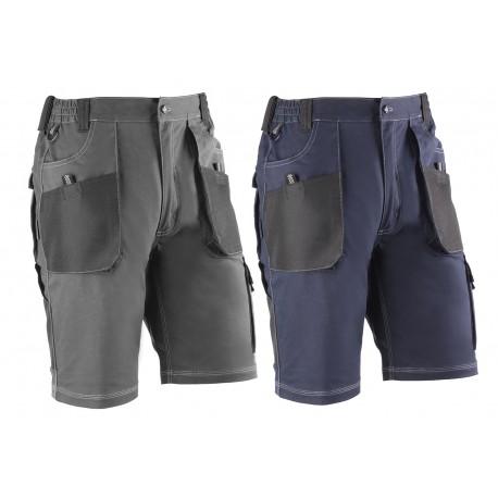 5123c6f034 Comprar Pantalón Corto Multibolsillos de Trabajo Juba 172 182 Online ...