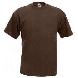 Color: Chocolate Camiseta VALUEWEIGHT 610360