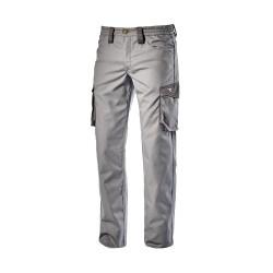 Pantalon Gris - Staff Poly Diadora