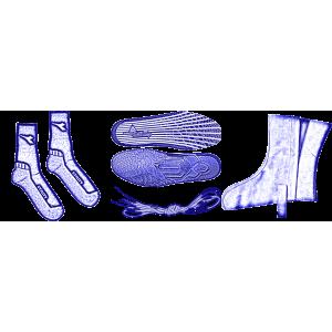 Comprar Complementos, calcetines y plantillas Calzado Laboral online