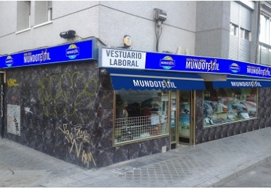 Tlf: 917 182 909 Mundotextil Madrid C/ Illescas 147