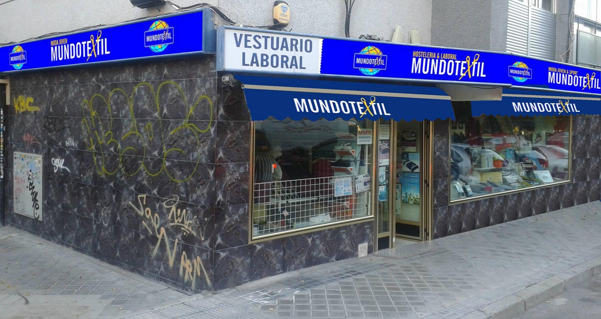 Mundotextil Madrid Tienda
