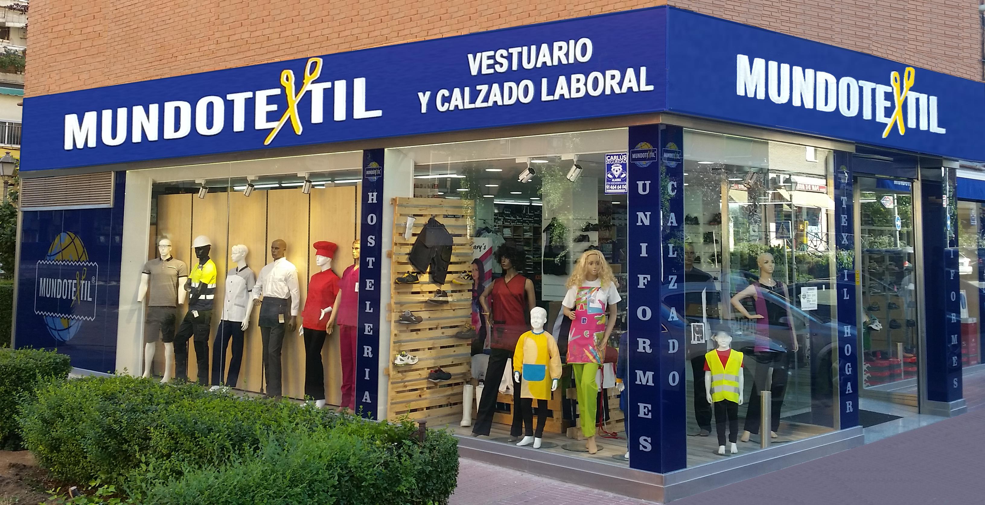 Tienda Ropa de Trabajo Mostoles Calle Baleares 11