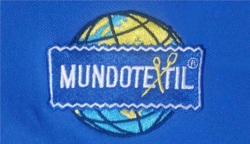 Bordado Logotipo Mundotextil