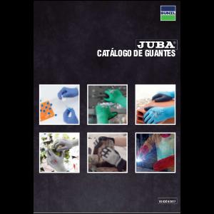 Catalogo Juba Guantes 2017
