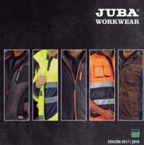 Catalogo Juba Ropa de Trabajo 2017
