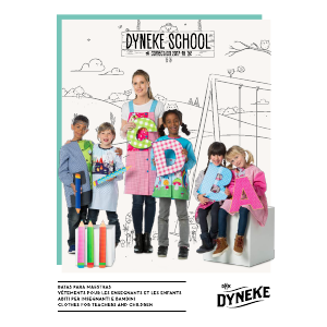 Catalogo Dyneke School 2017 – 2018