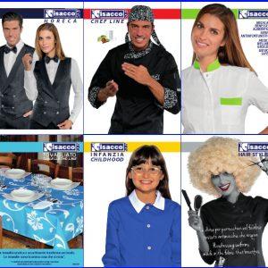 Catalogos Isacco Vestuario Profesional 2017