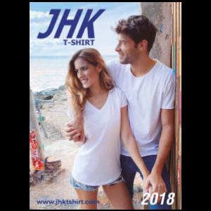 Catalogo JHK T-SHIRT 2018 Camisetas y Polos Personalizados Bordados