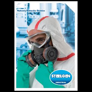 Novedades Juba Steelgen Industrial Vestuario Desechable Proteccion Quimica