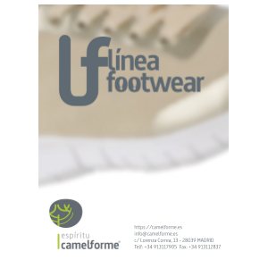 Catalogo Camelforme Foot Wear 2018