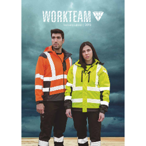Catalogo Workteam Vestuario Laboral 2019