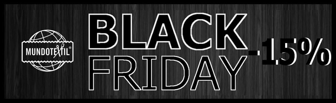 Black Friday Mundotextil 2019
