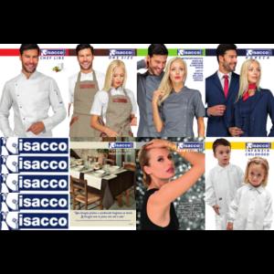 Catalogos Isacco Uniformes 2020