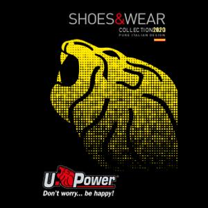 Catalogo Calzado y Vestuario U-Power 2020