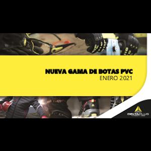 Catalogo Delta Plus Botas PVC 2021