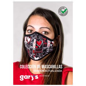 Catalogo Garys Mascarillas 2021